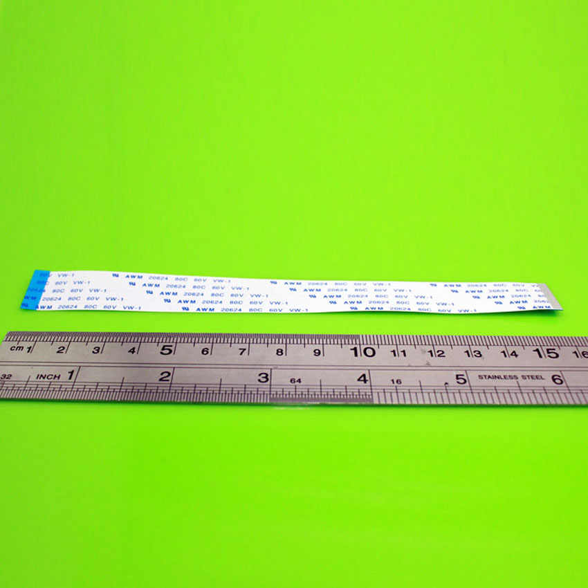 150 mét 15 cm 0.5 loại B Flat Ribbon 6PIN Cáp 8 P 10 P 12 P 16 P 20 P 22 P 26 P 30 P 32 P Đảo Ngược cho/Lenovo/HP/ACER/ASUS Máy Tính