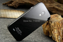 S4 Ultrathin Metal Phone Bags Cases For Samsung Galaxy S4 I9500 Aluminum Bumper Case With Discount Card