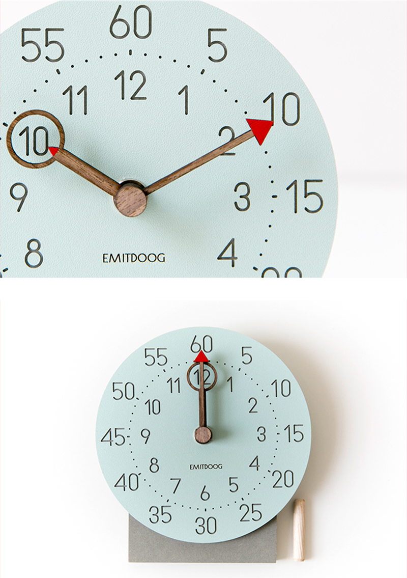 retro clock with time projection clock vintage reloj mesa vintage reloj antiguo automobile clock alarm clock bedroom clock clock flip watch table table clock (11)