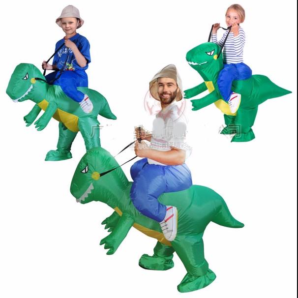 DB23985 inflatable dinosaur costume-14