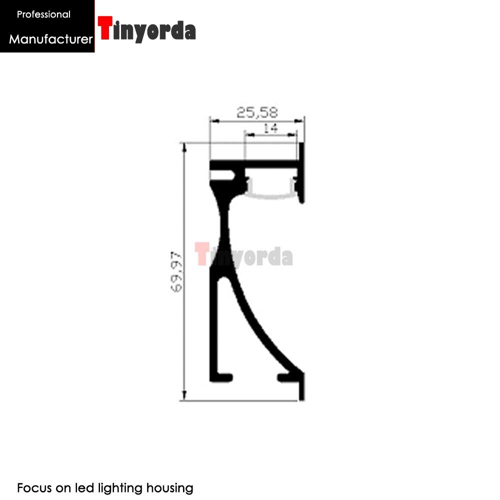 LED [Professional Manufacturer]TAP7026 Profile