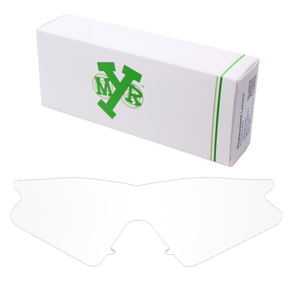 6b90336760f Mryok Anti-Scratch Replacement Lenses for Oakley M Frame Sweep Sunglasses  HD Clear