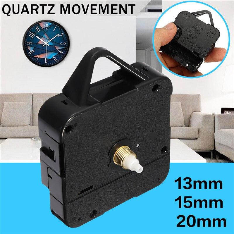 DIY Replacement Wall Quartz Clock Movement Mechanism Motor & Fitting Repair Part DIY Repair Part