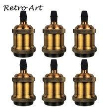 Ampoule suspendue rétro à vis, E26/E27, prise de lampe Edison