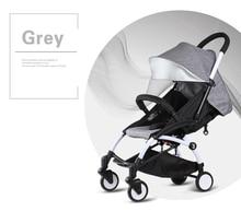 Европейский новая мода легкий вес легко носить 0-36 месяцев портативный зонтик yoya детские коляски