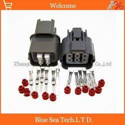 6 Pin Automotive zaktualizowane wtyczki/wtyczka czujnika tlenu  6Pin wtyczka samochodowa wodoodporne złącze dla VW Toyota itp.
