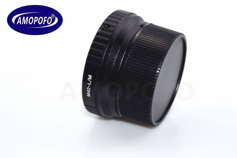 TECHART LM-EA 7 üçün M42 vintli lens üçün Leica M L / M M9 M8 - Kamera və foto - Fotoqrafiya 5