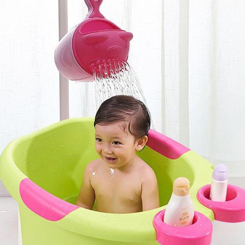 Aliexpress.com : Buy Summer cartoon Baby Shampoo Shield Shower Cup ...