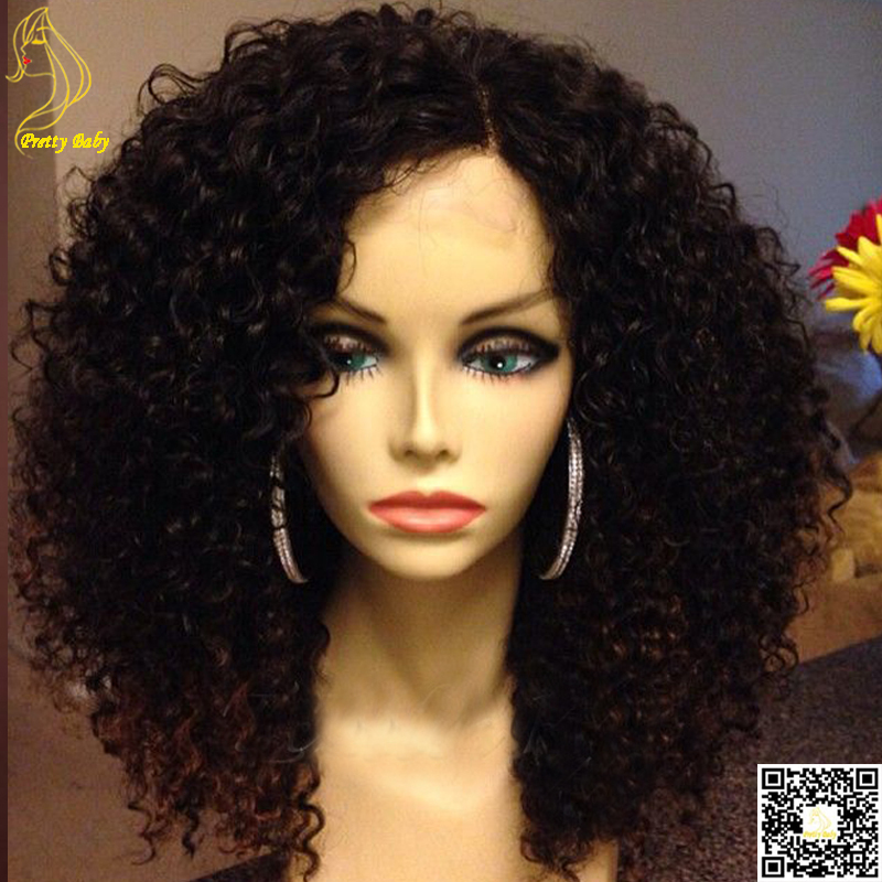 150 Density Virgin Peruvian Glueless Human Hair Lace Wig