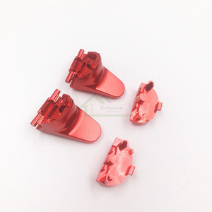 Image 4 - Customs Metal Aluminum L1 R1 L2 R2 Extender Extended Controller Trigger Buttons with Spring replacement for Playstation 4 PS4