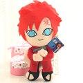 Envío Gratis Anime Japonés de Dibujos Animados Naruto Gaara Felpa Juguetes de la Muñeca suaves Juguetes De Peluche Muñecos de Peluche de Juguete para Los Niños Regalos 30 cm