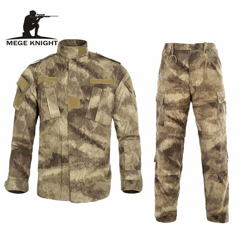 ᗑ】 Buy camouflage military sets multicam uniform and get free