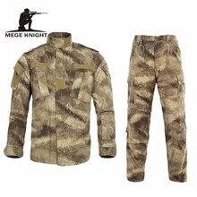 MulticamสีดำพรางชุดทหารชุดTaticoยุทธวิธีทหารAirsoft Paintballอุปกรณ์เสื้อผ้า