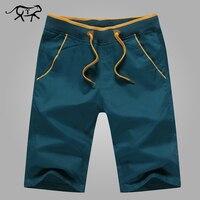 2016 Newest Summer Casual Shorts Men Cotton Fashion Style Mens Shorts Bermuda 4 Colors Plus Size