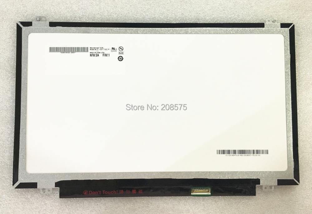 Free Shipping B140XTN02.A B140XTN02.D B140XTN02.E B140XTN02.6 B140XXTN02.9 14 inch Laptop Lcd Screen 30PIN free shipping 14 new notebook screen edp 1366x768 laptop lcd panel b140xtn02 9