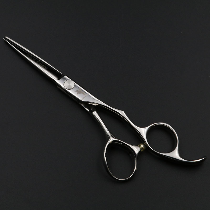 5 Professional Hairdressing Scissors Barber Salon Cutting Shears High quality Personality styles scissors 6 inch professional hair cutting scissors hairdressing salon barber shears dragon shaped handle