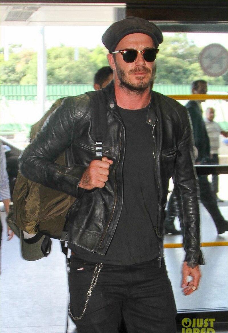 Livraison gratuite. manteau en cuir de style classique de marque, vestes en cuir véritable populaires pour hommes, veste de motard à moteur mince, ventes de qualité cool