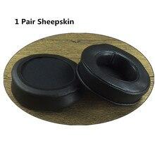 Sheepskin Protein Skin Foam Ear Pads Cushions for Beyerdynamic DT240TR Headphones Earpads High Quality 11.21
