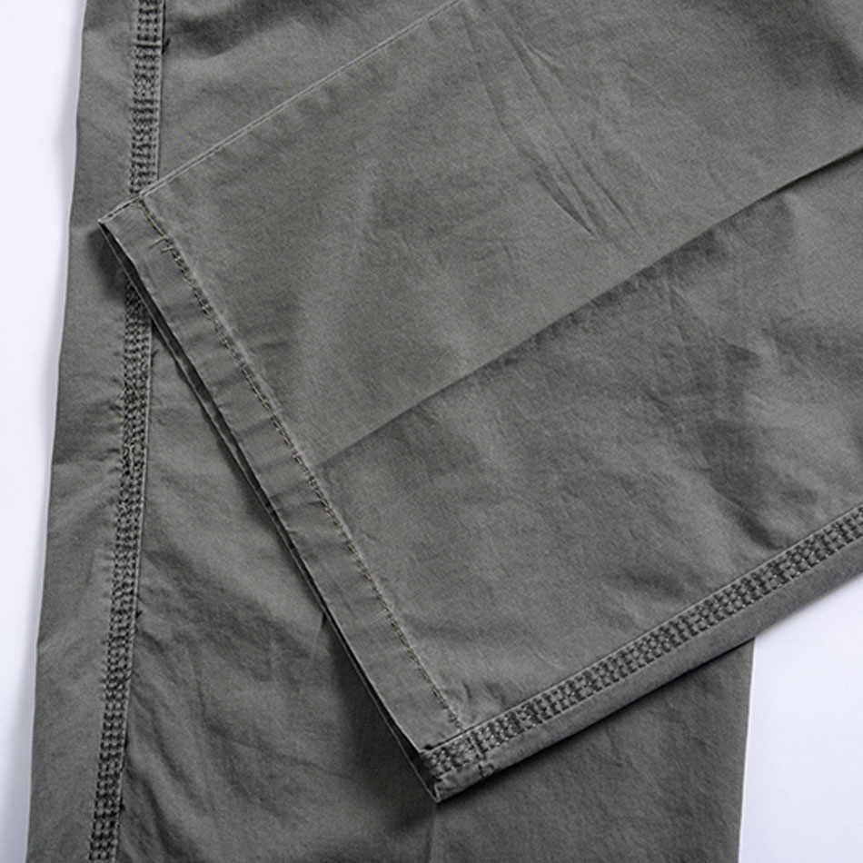 ผู้ชาย Harem tactica กางเกง 2019 หย่อนคล้อยผ้าฝ้ายกางเกงชายกางเกงพลัสขนาดกีฬากางเกง Mens Joggers กางเกง Casual กางเกง 6XL