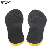 2 Color Super Soft Durable and Tailored Insoles Antislipery Comfortable PU Insole for Shoes