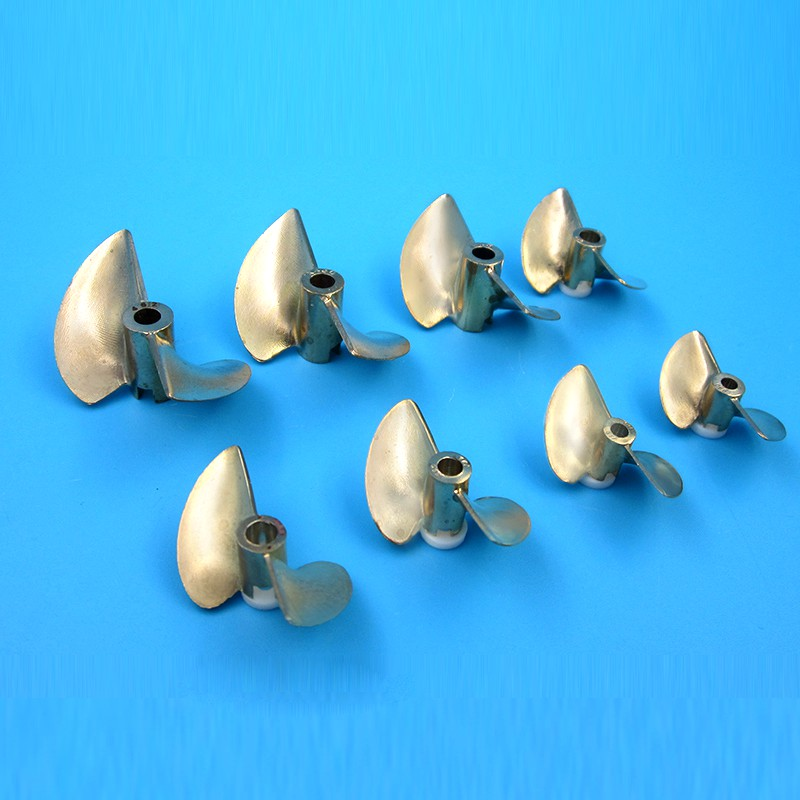RC Boats Metal Propeller 1.4