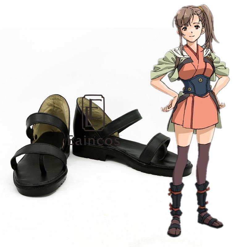 font b Anime b font Kabaneri of the Iron Fortress Kajika font b Cosplay b