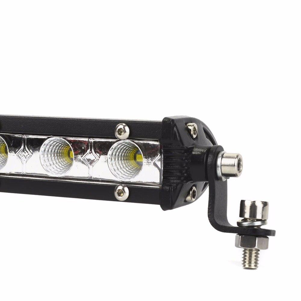 26 zoll 72 Watt Led-lichtleiste Für Auto Fahren Fahrzeug Offroad Lkw ...