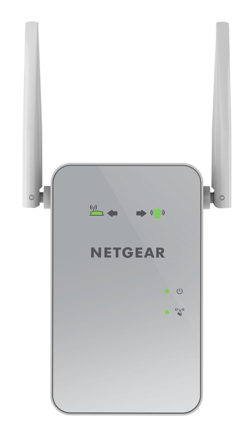 Netgear EX6150-100PES, 1000 Mbit/s, 10/100/1000Base-T (X),Netgear EX6150-100PES, 1000 Mbit/s, 10/100/1000Base-T (X),