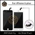 5 pçs/lote substituição peças de reparo por atacado para o iPhone 6 mais tela LCD e digitador assembléia frete grátis DHL