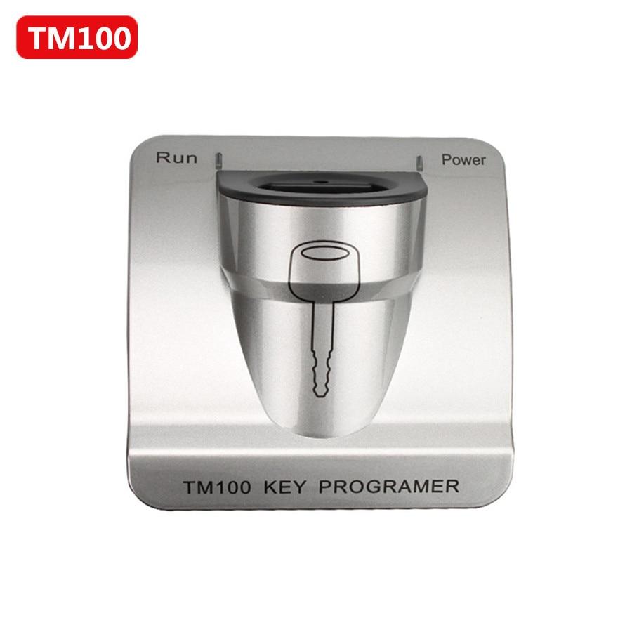 TM100 Transponder Key Programmer V7.14 Full Version With 62 Modules Support All Key Lost