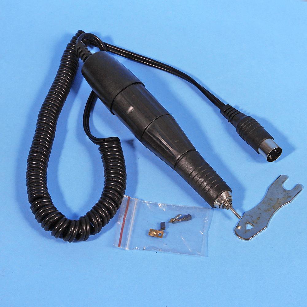 Free shippinng Dental Lab equipment 35,000 RPM micro motor Hand piece for N3 marathon machine dental lab marathon micro motor polishing machine n3