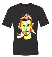 Gareth Bale WPAP t-shirt Großes geschenk Mens Custom t-shirts Coole lustige t-shirt Beiläufige Baumwollkleidung Kostenloser Versand