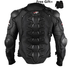Motorcycle Jackets Motorcycle Armor Racing Body Protector Jacket Motocross Motorbike Protective Gear + motorcycle цена и фото