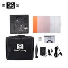 Nanguang CN-576 Hight RA CRI 95 Ultra Color LED Video Light Lamp Panel for DSLR Camera Bi Color