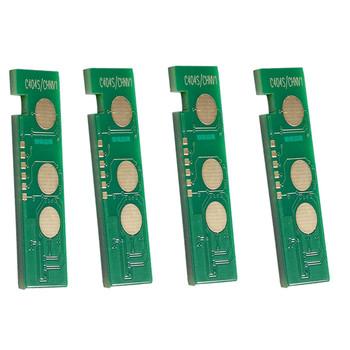 Wysokiej jakości czipy tonera CLT K404s dla samsung SL-C430 SL-C432 SL-C433 SL-C480 SL-C482 SL-C483 czip tonera XSS ymy tanie i dobre opinie GraceMate Printer Kaseta z tonerem C480W C480FN C480FW Other Układ kaseta CLT-K404S CLT-C404S CLT-M404S CLT-Y404S chip