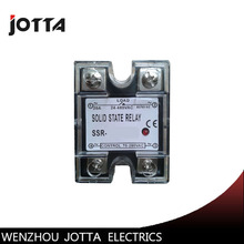 цена на SSR -120DA DC control AC SSR Single phase Solid state relay