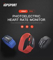 iGPSPORT HR60 ANT+ Bluetooth 4.0 Arm heart rate monitor Outdoor Sports Fitness Running MTB Road Cycling Bicycle Computer