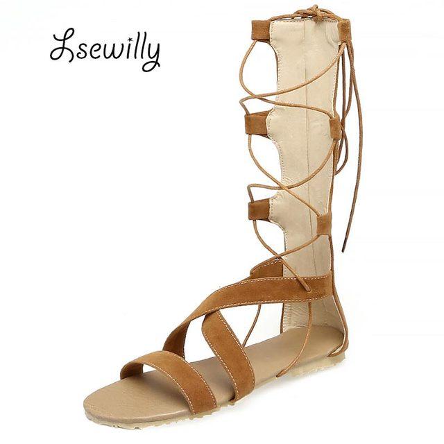 High-heeled confortables creux épais Sandales femme printemps et d'été, blanc 40