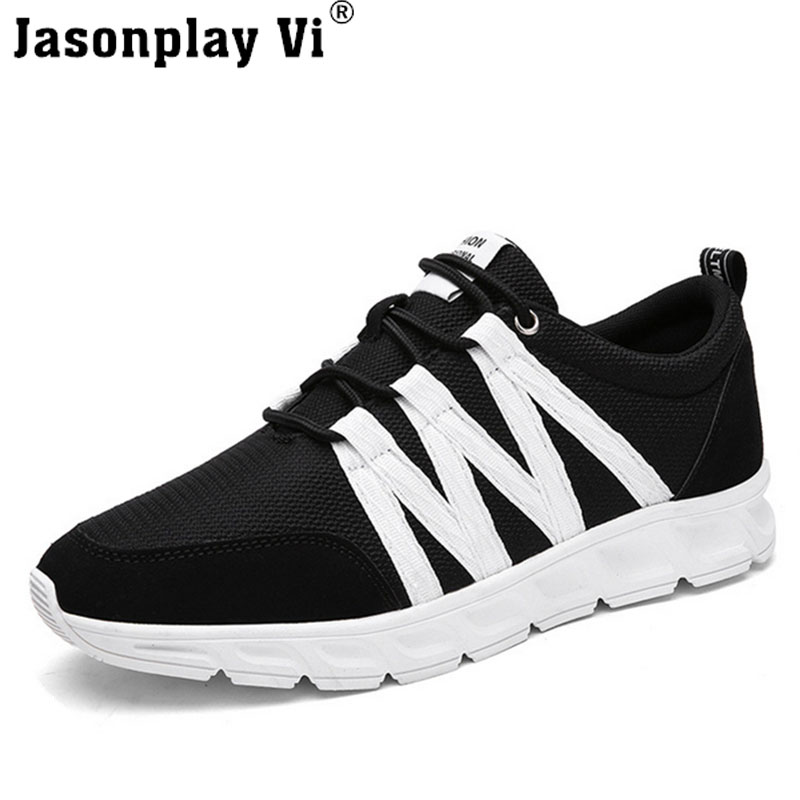 Jasonplay Vi & 2016 New Brand Comfortable Fashion Flats Solid color Casual Shoes Men Joggling Breathable Men Shoes WZ353 jasonplay vi