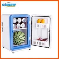 12L 12V Car Mini Refrigerator Cooling And Heating Portable Freezer Refrigerator Auto Temperature Refrigerator 5' +65'