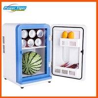 12l 12 В автомобиль мини холодильник охлаждения и нагрева Портативный морозильник холодильник Авто Температура холодильник 5' + 65'