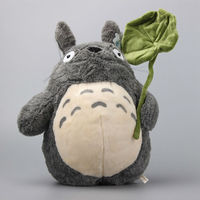 High Quality Ghibli Miyazaki Hayao My Neightor Totoro Plush Toy Cute Anime Soft Stuffed Dolls 36 CM Children Gift