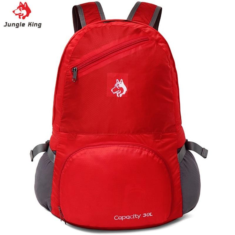 JUNGLE KING 30L Többfunkciós összecsukható hátizsák Utazás kültéri ... 50fa1b867f