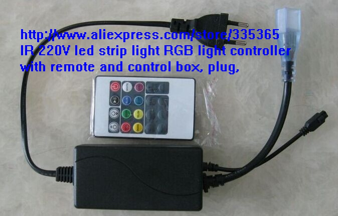220v rgb led light controller for control rgb 220v led strip light 220v rgb led light controller for control rgb 220v led strip light or other led lights with remote dimmer flash model fade model in rgb controlers from mozeypictures Image collections