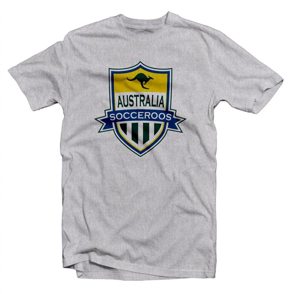 Australia Socceroos T Shirt - BCD Tofu House f0a4de852