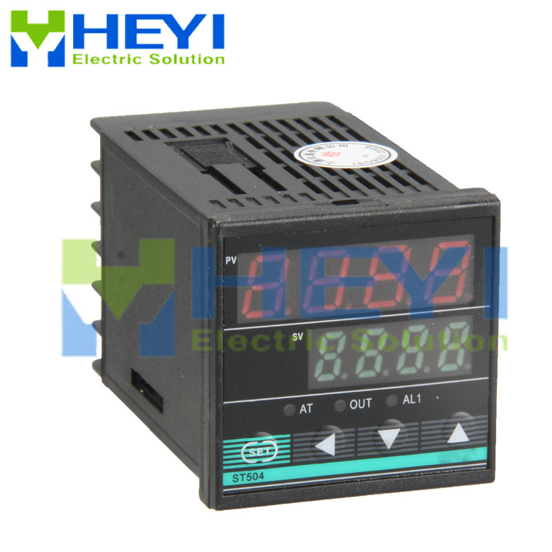 ST504/507/508/509-R11 Display Temperature Controller Intermittent PID Relay Control Function A Set Of Output Alarms