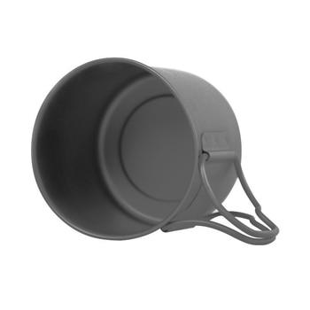 Toaks Titanium 375ml CUP  Mug Handle Cup-375 1