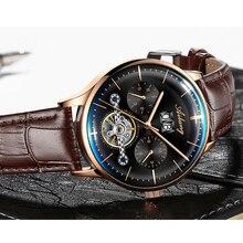 2019 men's/mens watches top brand luxury automatic/mechanical/luxury watch men sport wristwatch mens reloj hombre tourbillon все цены