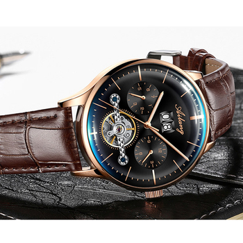 2019 men's/mens watches top brand luxury automatic/mechanical/luxury watch men sport wristwatch mens reloj hombre tourbillon - discount item  42% OFF Men's Watches