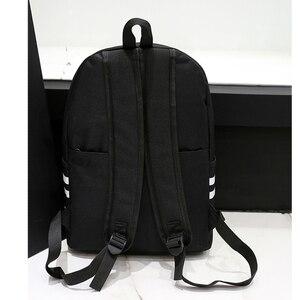 Image 5 - 2019 School Backpacks For Teenage Boy Girls Luminous Cartoon Bag Schoolbag Bag For Teenagers Student Cute Cat Backpack to School